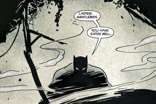 CORE OF CORRUPTION :: Why Frank Miller's Year One is Quintessential Batman