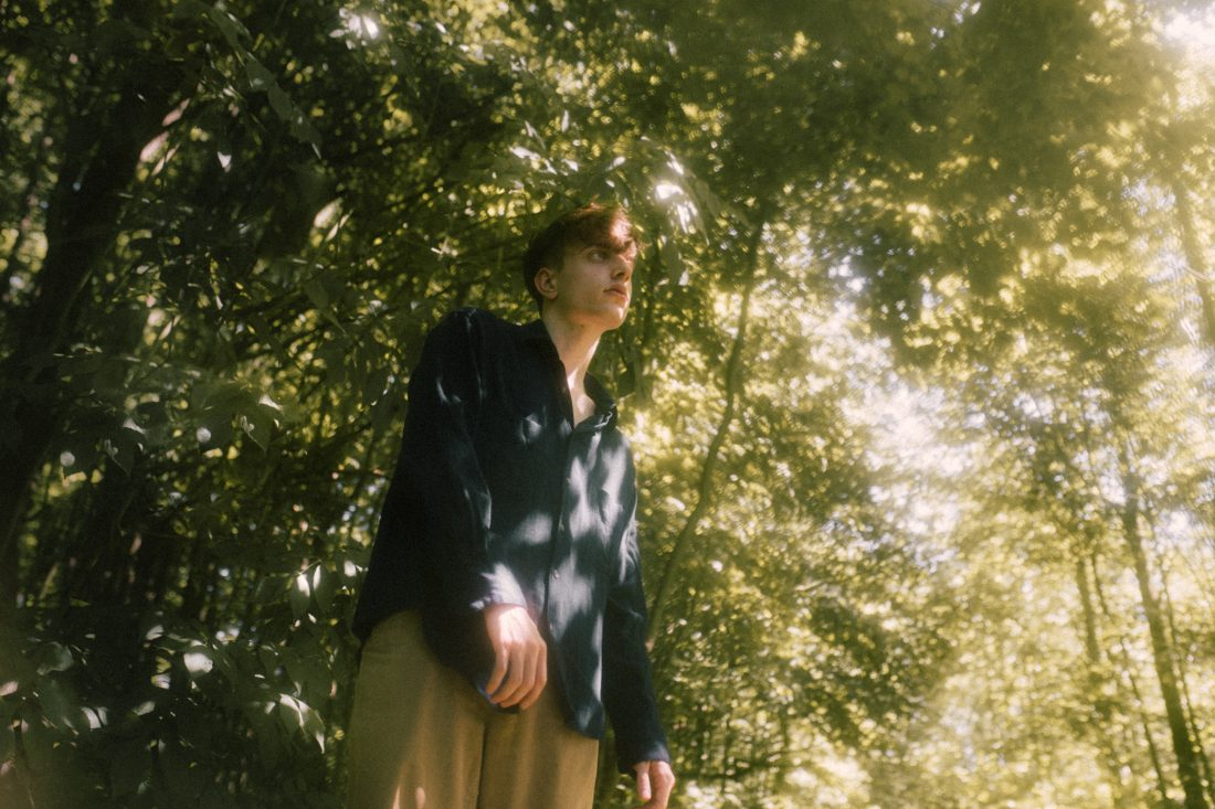 Chicago's Jack Larsen Had to Get Sick and Trip Out Before Finding His New Sound