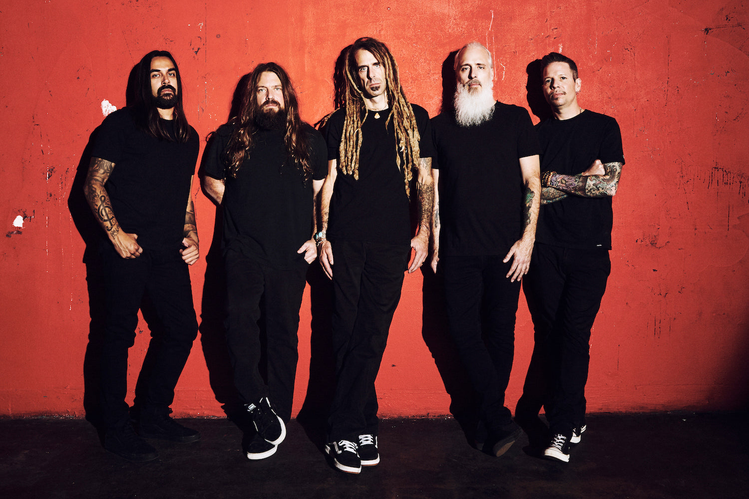 CHOKE THE TRUTH :: A Conversation and Quarantine Set with Lamb of God