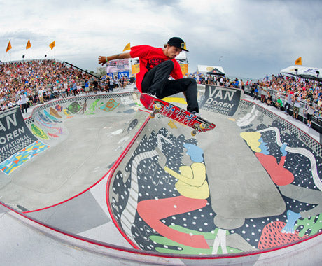 THE HUNDREDS' CHARLIE BLAIR :: 2ND AT Van Doren Invitational
