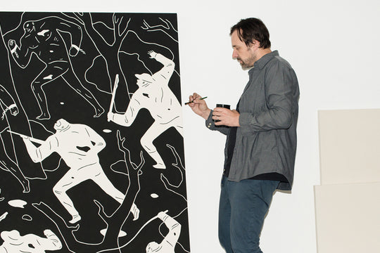 Positions of Power, Acts of Violence :: An Interview with Cleon Peterson