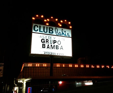 Club Bahia :: A Los Angeles Latin Club on the Brink of a Whitewashing