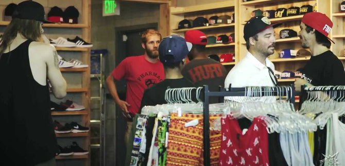 COOL STORE, BRO! :: PHARMACY BOARDSHOP