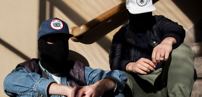 Uncompromising Shit for Freethinkers :: Q&A with Headwear Brand Crawling Death