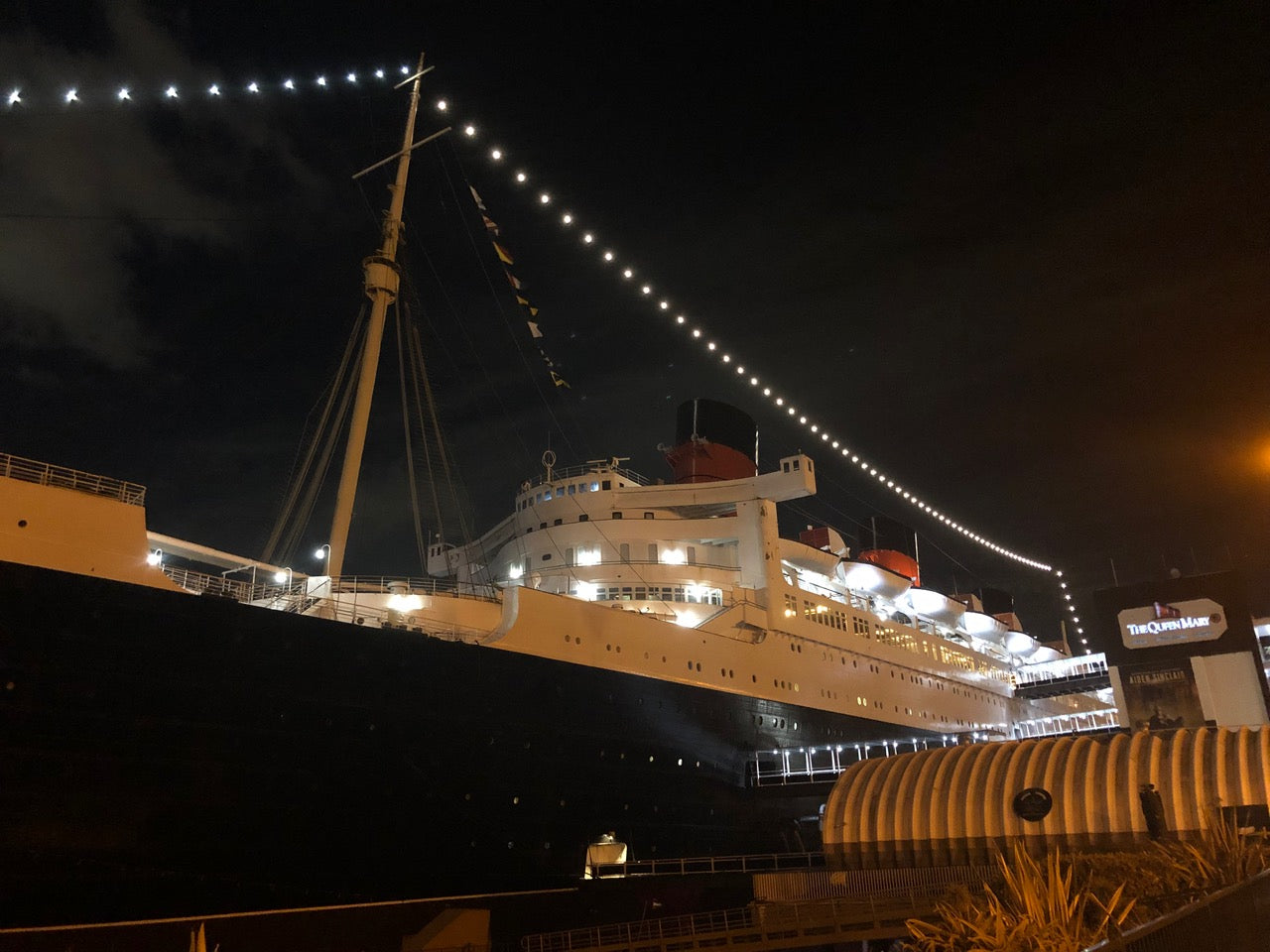 QUEEN MARY :: A Haunting in Long Beach