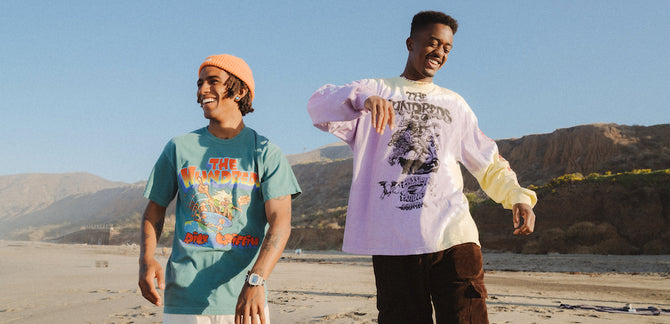 LOOKBOOK :: The Hundreds X Rick Griffin