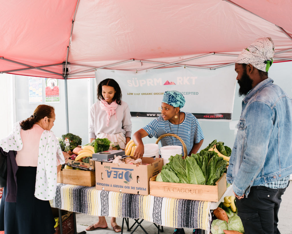 REWRITING HISTORY :: SÜPRMARKT is Ending Food Apartheid in South Central LA