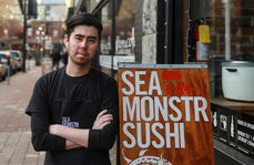 Sea Monstr Sushi :: Keith Allison