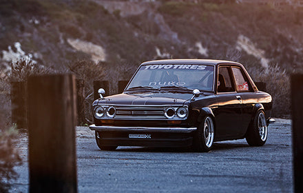 JAPANESE TIN :: DATSUN 510