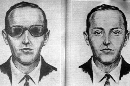 The Story of D.B. Cooper & the Most Notorious Unsolved Airborne Heist