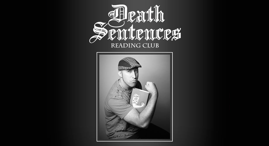 Death Sentences Reading Club :: Q&A with Davy Rothbart