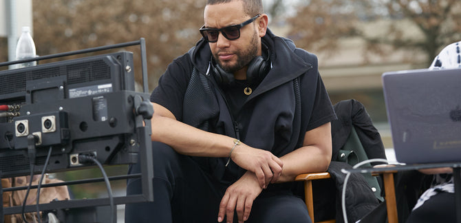 HOW I GOT HERE :: Director X