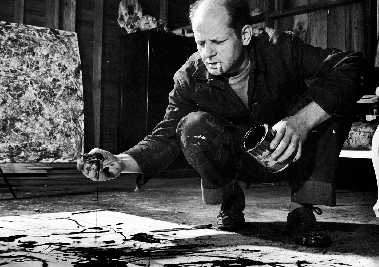 A Few of Our Favorite Artists Remember Jackson Pollock