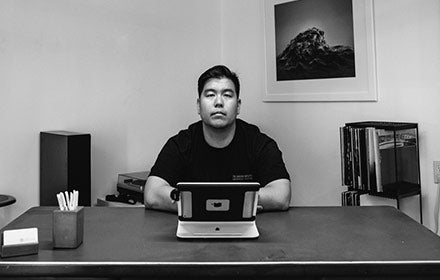 SUBSTANCE-DRIVEN DESIGN :: A CHAT WITH DSPTCH'S RICHARD LIU