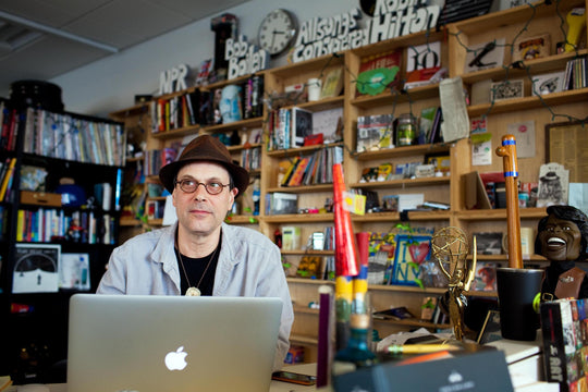 The Legacy of Bob Boilen's Desk is Anything But Tiny