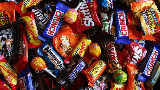 HALLOWEEN STAFF PICKS :: Top 3 Trick-or-Treat Candy