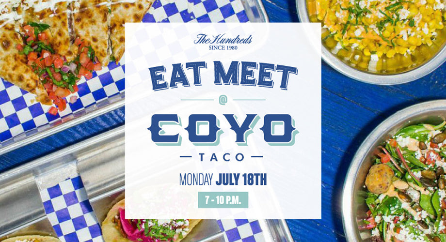 Eat Meet Miami @ Coyo Taco