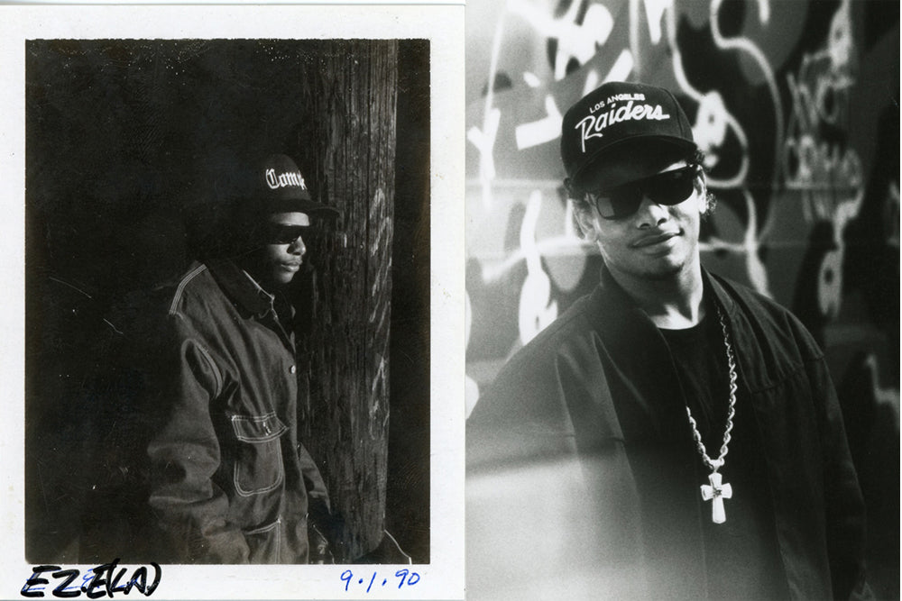 Meet the Greek-American Artist Who Shot N.W.A's Earliest Promo Photos