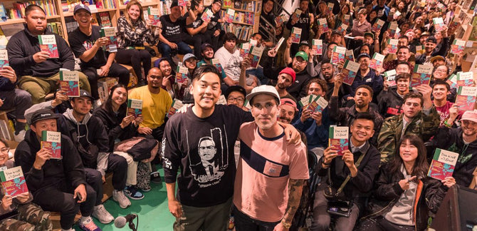 RECAP :: Bobby's Big Book Tour Hits San Francisco with Benny Gold