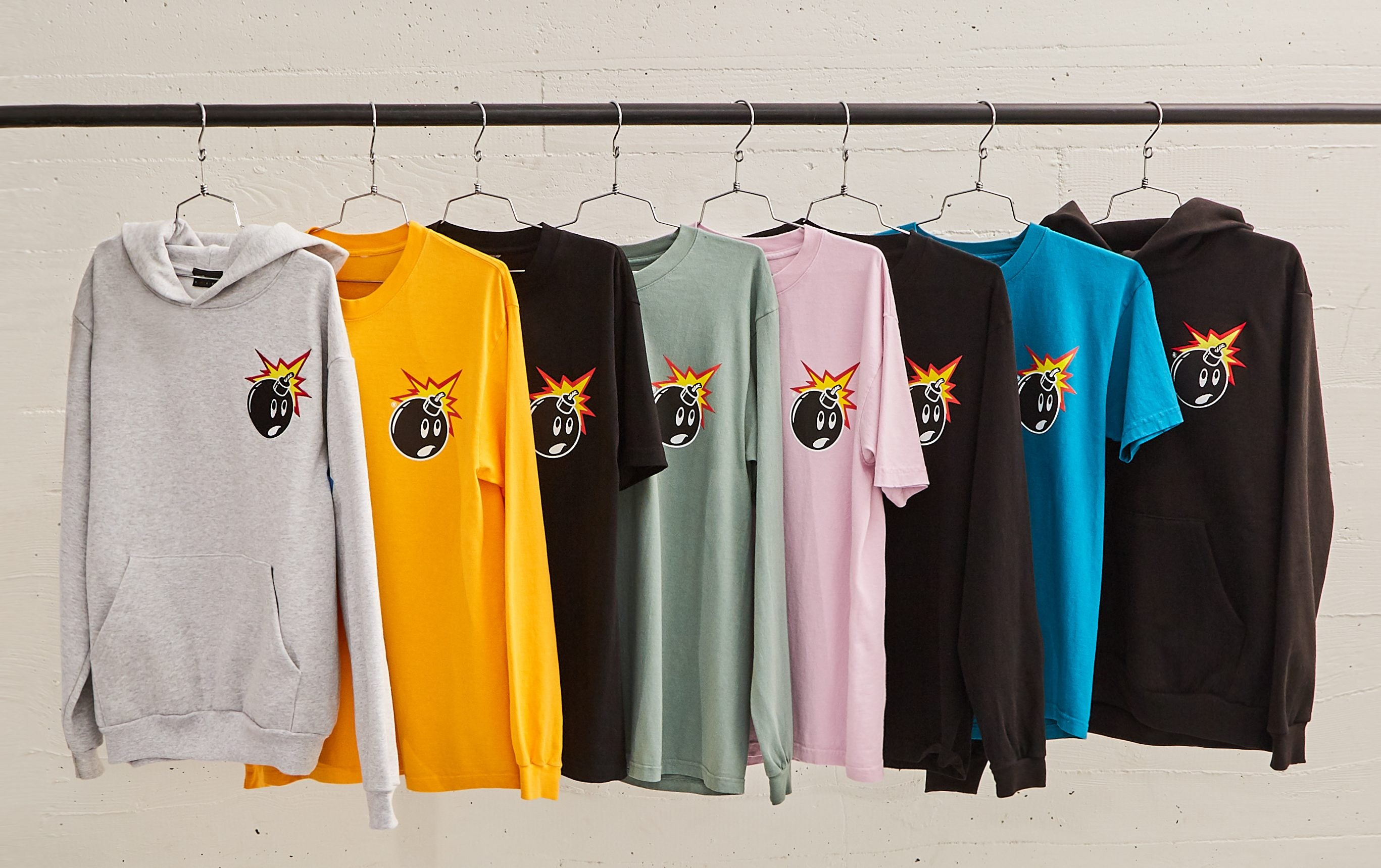 The Hundreds Presents the Adam Bomb Collection