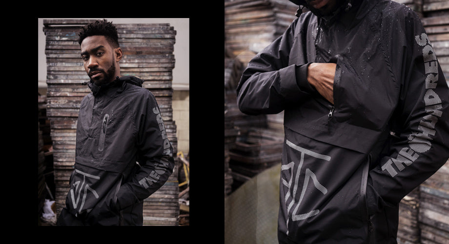 Pushing Culture Forward :: The Hundreds X eTc Tacoma Anorak