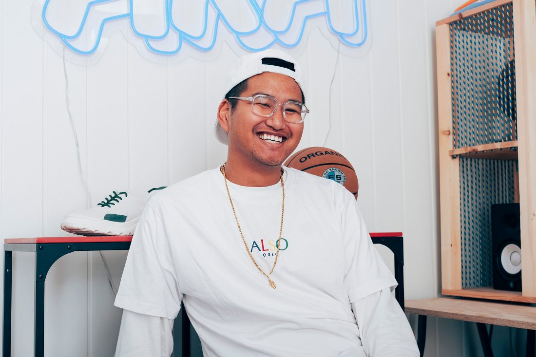 Interview :: AKAM1K3 Loves The Hundreds And It's Mutual