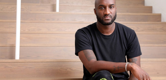 VIRGIL ABLOH :: What the Fashion Icon's