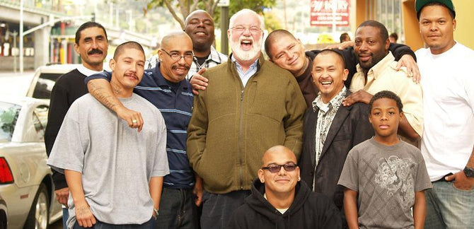 HOMIE FOR LIFE :: Homeboy Industries is Using Compassion and Career Training to Change Lives