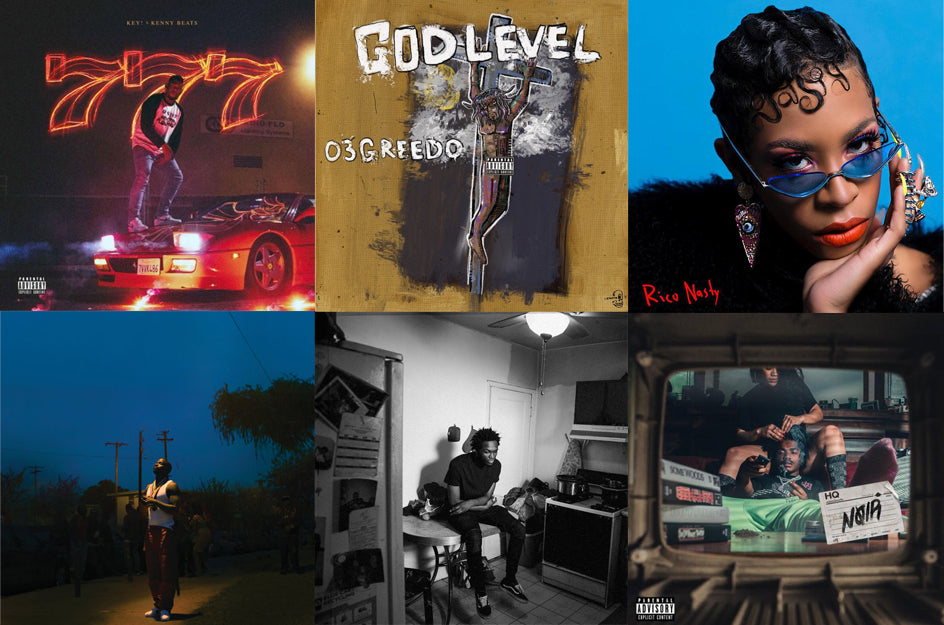How the Hell Did You Miss These Albums in 2018?