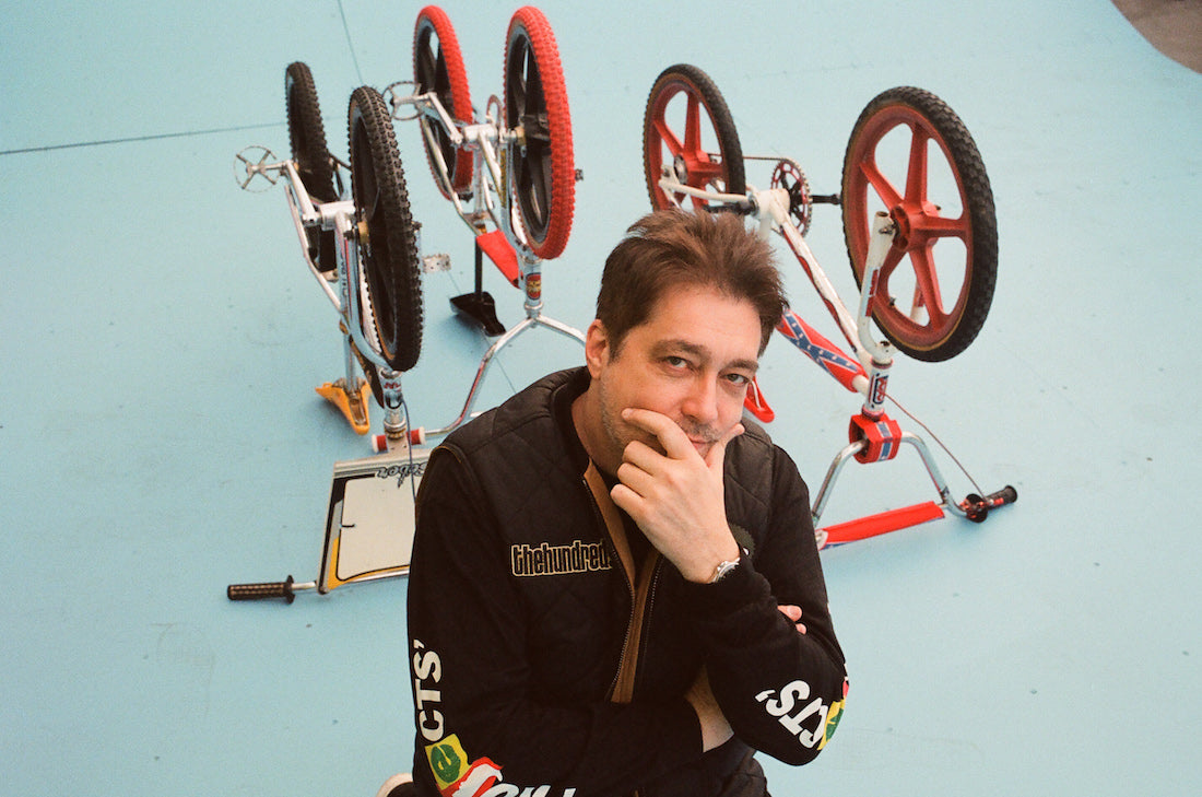 Brooklyn Dom's BMX Bike Collection is Worth More Than Your Life
