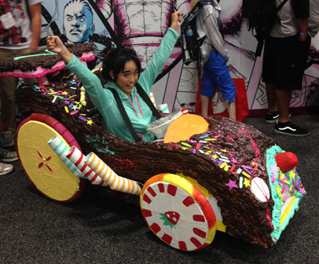 My Favorite Costumes From Comic-Con 2014