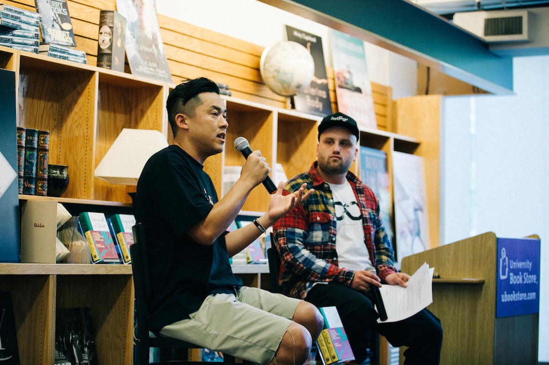 RECAP :: The First Leg of Bobby's Big Book Tour Ends Its Run in Seattle