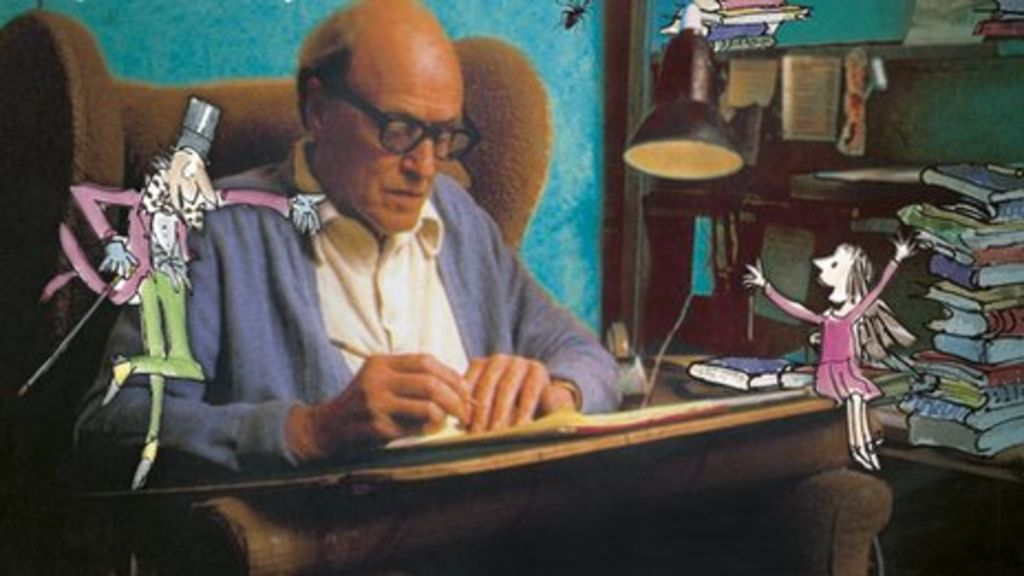 11 Words Roald Dahl Invented that We Need to Start Using ASAP