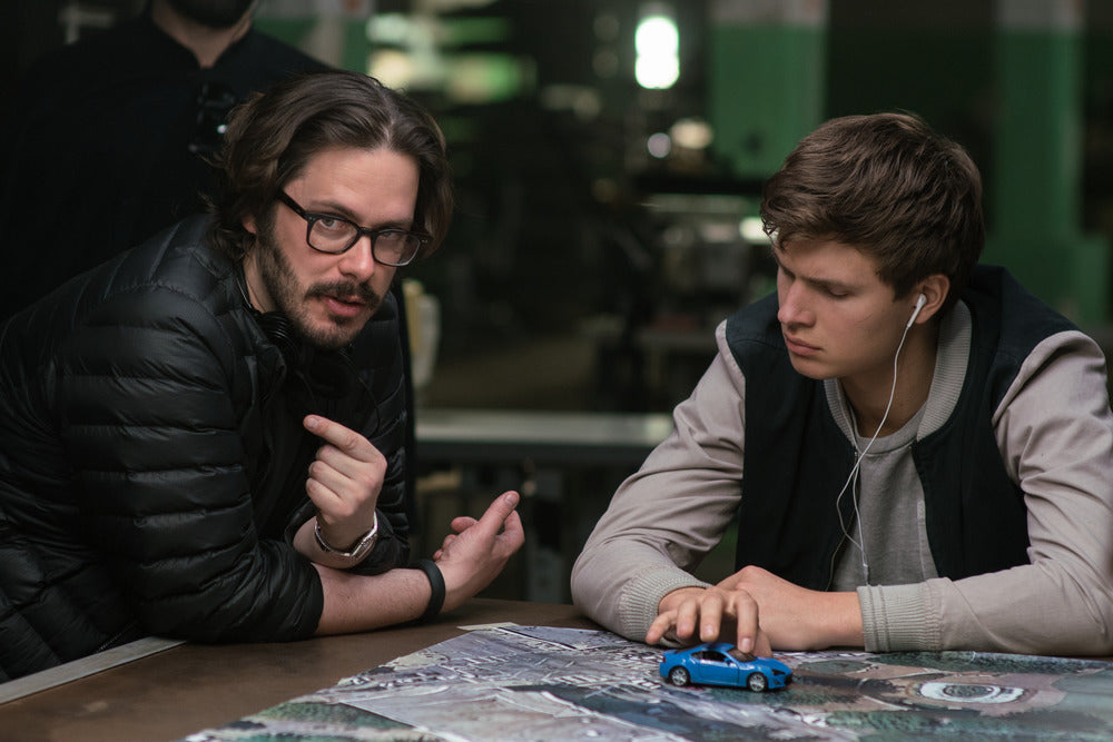 Director/Writer Edgar Wright on 'Baby Driver,' a Passion Project 22 Years in the Making