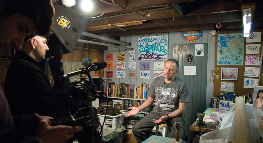'Wall Writers,' the John Waters-Narrated Documentary on Early Graffiti's Legacy