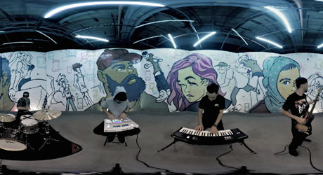 Fort Minor Unveils a 360-Degree Music Video - The Hundreds