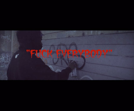 "WATCH THIS :: BLACK DAVE ""FUCK EVERYBODY"""