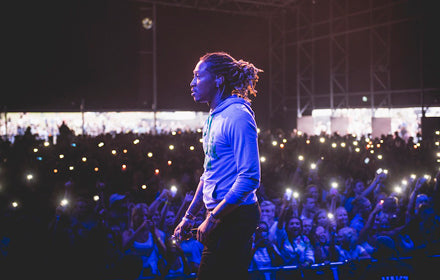 Future live in Oslo at Øyafestivalen
