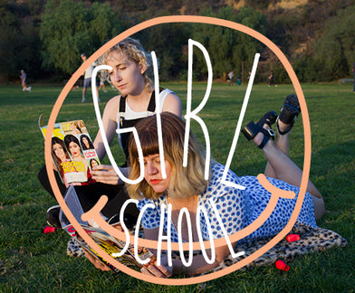 GIRL SCHOOL :: WHY GRUNGE-PUNK DUO SLUTEVER ARE YOUR NEW BEST FRIENDS