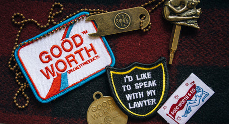 Middle Fingers and Miscellaneous Goods :: Meet Good Worth & Co.