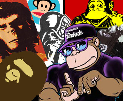 Monkey Business :: The Top 10 Apes in Streetwear