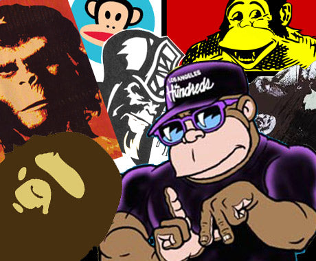 MONKEY BUSINESS :: TOP 10 APES IN STREETWEAR