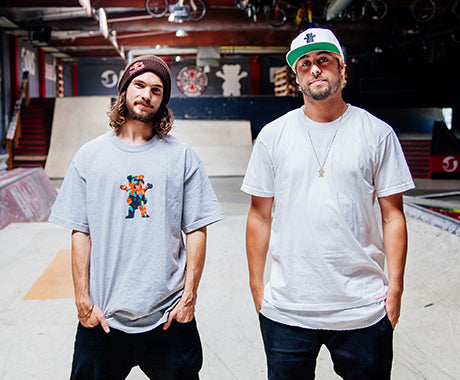 BREAKING THE MOLD :: TOREY & SEAN TALK GRIZZLY GRIPTAPE
