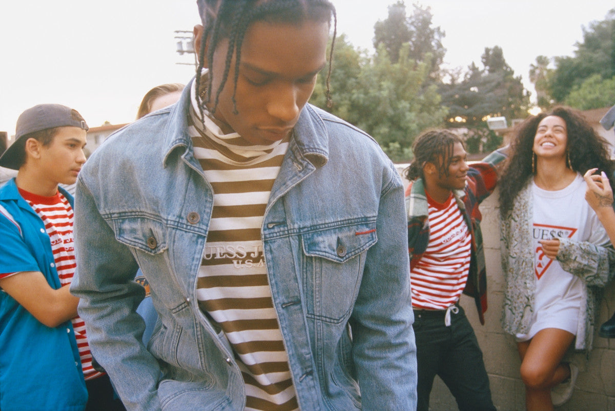Streetwear Collabs, Nostalgia, & Rapper Cosigns :: How a '90s Brand Makes a Comeback