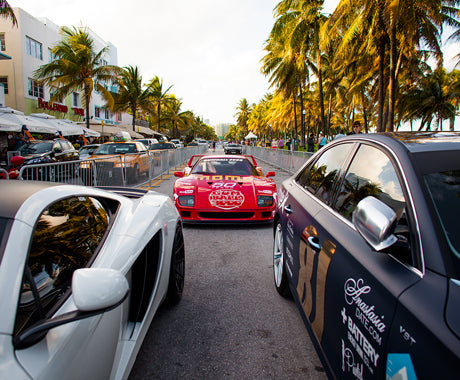 Vehicle Vixen 4 :: The Gumball 3000