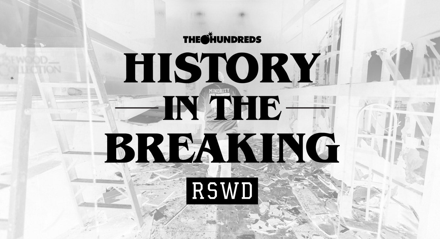 THE PREQUEL :: HISTORY IN THE BREAKING