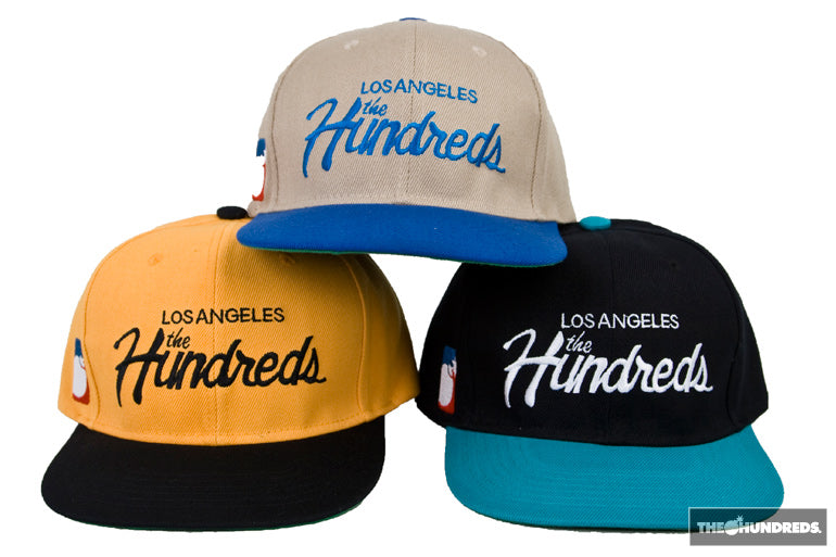 THE HUNDREDS WINTER 2009.