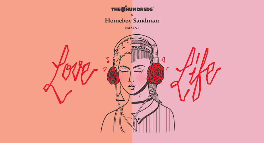 Homeboy Sandman & The Hundreds Present 'LoveLife,' a V-Day Mixtape