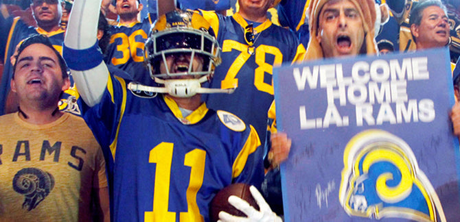 How Will the LA Rams Impact LA Dodgers Baseball?
