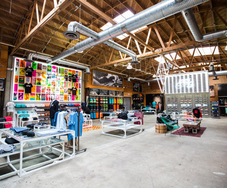 The Hundreds Spends a Day at Hurley's Headquarters